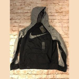 NWT Boys XL Dri-Fit Nike Hoodie
